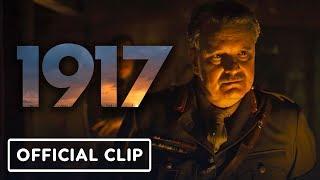 "1917 ""Mission Briefing"" Clip (2020) Colin Firth, George MacKay, Dean-Charles Chapman"