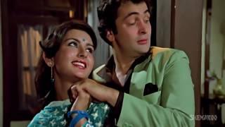 Tu Tu Hai Wahi   Rishi Kapoor   Poonam Dhillon   Hindi Songs   Asha Bhosle   Kishore Kumar