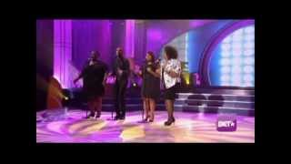 Helen Baylor on BJG Show | Performing LORD YOU'RE HOLY & TAKE IT UP!