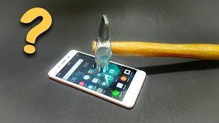 Vivo v3 Screen Scratch Test( Gorilla Glass)
