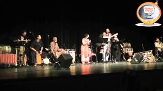 Surojit with Mosaique at Jonquiere, Canada - Akashe Metechhe Aaj Rong