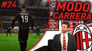 EL NUEVO KAKA & ENTRENADOR NACIONAL?? | FIFA 18 Modo Carrera: Milan #24
