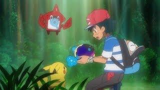 Bande-annonce de Pokémon, la série : Soleil et Lune – Ultra-Aventures !