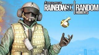 Rainbow Six Siege - Random Moments: #15 (Funny Moments Compilation)