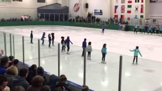 2015 Sherwood Ice Arena Christmas Show - Frozen