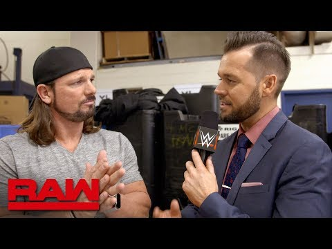 Xxx Mp4 AJ Styles Comments On A Potential Raw Dream Match Exclusive April 16 2018 3gp Sex