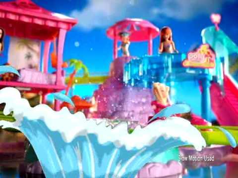 Polly Pocket™ Roller Coaster Resort Playset Commercial