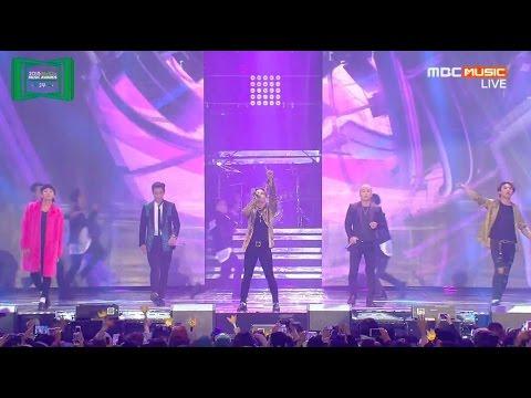 BIGBANG - '뱅뱅뱅(BANG BANG BANG)' + '맨정신(SOBER)' + 'FANTASTIC BABY' 1107 MELON MUSIC AWARDS