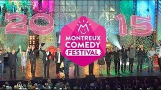 Montreux Comedy Festival 2015 - Gala Jokenation