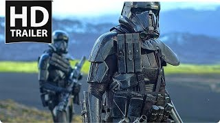 STAR WARS ROGUE ONE All Trailer + Clips (4K Ultra HD - 2016)