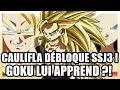 Download Video CAULIFLA DÉBLOQUE LE SUPER SAIYAN 3 GRÂCE À GOKU !!! [DRAGON BALL SUPER] 3GP MP4 FLV