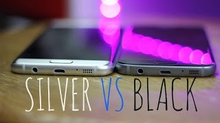 Galaxy S7: Black vs Silver (Unboxing)