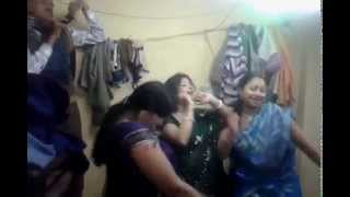 Indian Tamil Mallu Aunties Masala Dance in Nagin Style