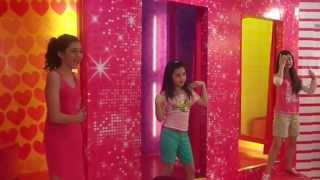 Barbie Store Philippines-2nd day Rehearsal 2013 ( Ameera Johara- 10 years old )