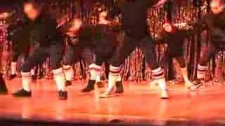 Hollywood dancing