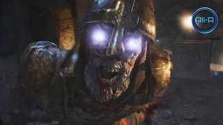 """Black Ops 2 Zombies """"ORIGINS"""" Intro Gameplay Cinematic! - Call of Duty Apocalypse Map Pack 4!"""