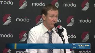 Rockets end Blazers win streak