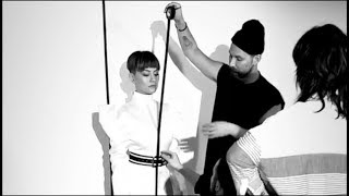 AGNEZ MO x US Rogue Magazine (behind the scenes)