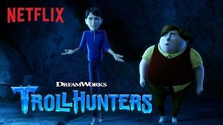 Trollhunters | Clip: Heartstone Trollmarket | Netflix