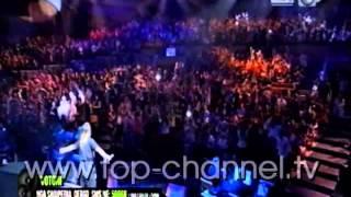 Elhajda Dani, 8 Qershor 2013 - Top Fest 10 Finale - Top Channel Albania