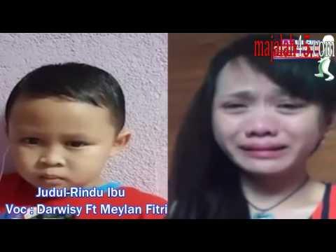 Video Smule Anak Kecil Nyayi Lagu Ibu Sedih sampi nangis psngn duet nya