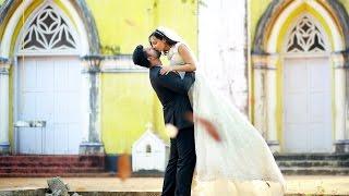 Kerala Christian Wedding Highlights of Berfin - Melanie by R media Fotos