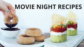 Must Try Easy Vegan Recipes for Movie Night