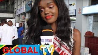 Miss Tanzania 2016 Ampasulia  Jipu Miss Kenya
