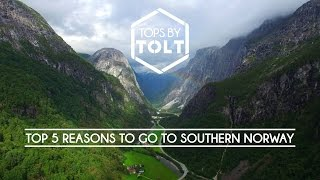 Top 5 reasons to go to Norway - Tops by Tolt #2