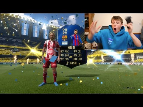 Xxx Mp4 4 TOTY PLAYERS IN THE GREATEST FIFA 17 PACK OPENING EVER 3gp Sex