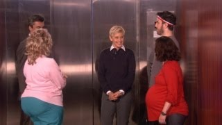 Stuck in an Elevator
