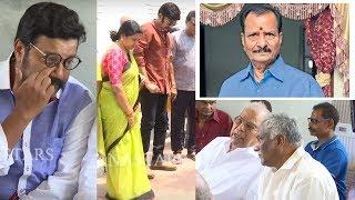 Telugu Actor Rallapalli Final Journey | Manastars