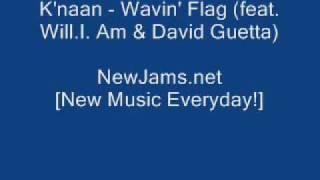 K'naan - Wavin' Flag (feat. Will.I.Am & David Guetta) (NEW 2010)