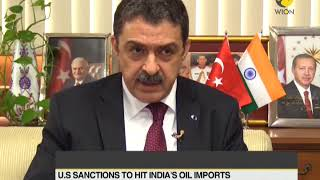 Turkey will buy oil from Iran and weapon systems from Russia