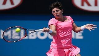 Carla Suárez Navarro v Viktorija Golubic highlights (1R) | Australian Open 2016