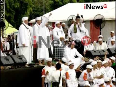 [FULL] Ketua Kafilah Ciamis KH Nonop Hanafi Tausiyah Aksi Damai 212 #5 - iNews Breaking News 02/12