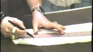Methods of Basic Draping, v. 14. Six Gore Skirt