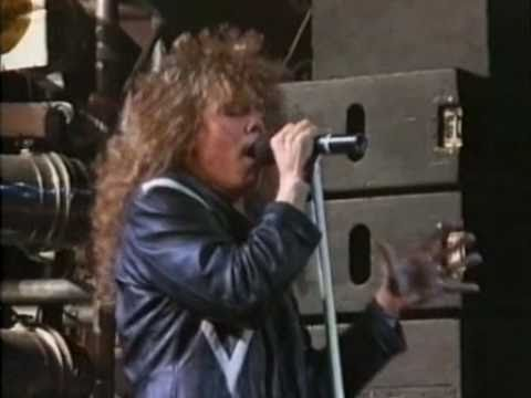 Europe The Final Countdown Live