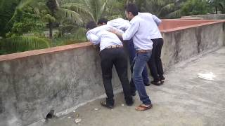 paradeep college funny video