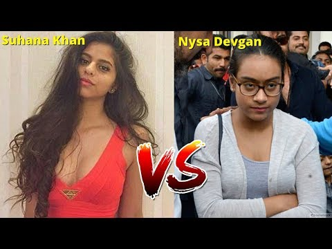 Xxx Mp4 Kajol Daughter Vs Shahrukh Khan Daughter Who Is The Most Fashionable 3gp Sex
