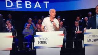 Poutou dénonce les salaires exhorbitants des politiciens !