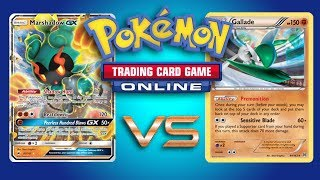 Nightmarch vs Gallade / Octillery - Expanded Pokemon TCG Online Gameplay