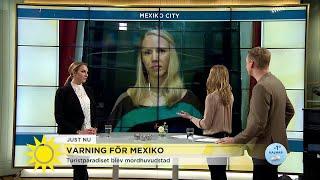 Resevarningar för Mexiko –