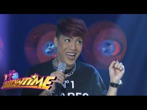 Mga banat ni Vice ngayong araw na ito sa It s Showtime