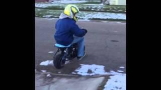 Motovox 212cc Mini Bike!