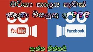 facebook yanawada youtube yanawada (eththa thiththai)