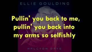 ellie goulding  goodness gracious lyrics hdhq