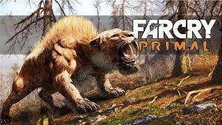 Far Cry Primal Lov #2 | LOV NA SABERTOOTH-A