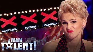 Na te występy jurorzy nie byli przygotowani...[Mam Talent!]
