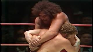 Harley Race vs Andre the Giant (Houston January 7, 1979)